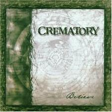 Crematory - Believe CD #G6952