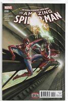 Amazing Spiderman #10 Alex Ross Cover [Marvel Comics, 2016]