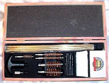 DAC Wood 17 Piece Rifle Shotgun Pistol Gun Cleaning Kit UGC 66W
