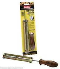 "Oregon 5/32"" File Guide for Most Small Size Chain Saws"