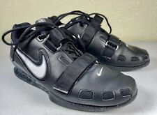 Nike Romaleos 2 Size 12 Men's Weightlifting Shoes Black Powerbridge
