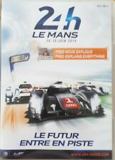 FRED NOUS EXPLIQUE, LES 24 HEURES DU MANS 2014, DVD