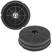 2 x Type 150 Carbon Filters For LEISURE Cooker Hood Vent 1K2BP H100PK CA1K2BP