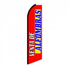 VENTA DE ALFOMBRAS - Advertising SignSwooper Feather Banner Flag & Pole Only