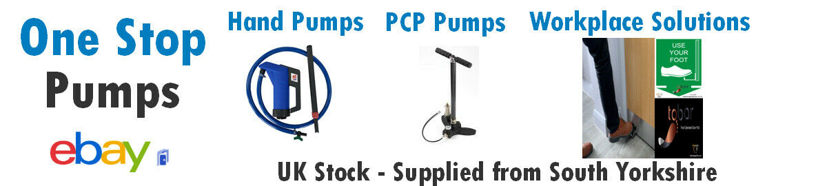 The One Stop Pumps Shop