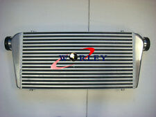 """Front Mount Universal Alloy Intercooler 600 x 300 x 76mm Core 3"""" Inch In/Outlet"""