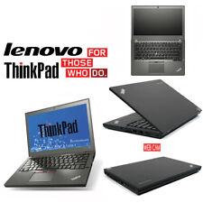 Lenovo ThinkPad X240 Core i5 4300u 1,90Ghz  8Gb 128Gb  12 Zoll WEB WIND10