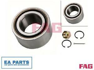 Wheel Bearing Kit for CHEVROLET DAEWOO FAG 713 6446 70