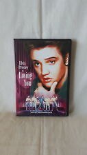Elvis Presley in Loving You DVD ~ Newly Remastered ~  VERY RARE
