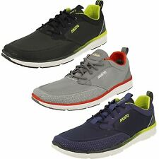 Clarks Lace-up Textile Upper Material Casual Shoes for Men