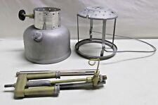 Vintage Coleman Lantern 5 1971 Model 220F for Parts or Repair