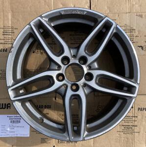 Mercedes A Class W176 AMG Diamond Cut Single Alloy Wheel A1764010700 7.5Jx18