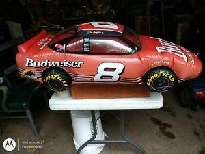 Nascar Blow Up Car Dale Earnhardt Jr. Budweiser #8 Rusty Wallace Miller Lite #2