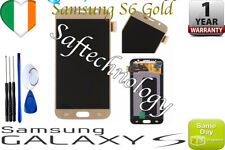 Original Gold Samsung Galaxy S6 G920F Replacement Screen LCD Touch Digitizer