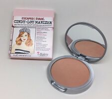 Cindy-Lou Manizer - the Balm Cosmetics Highlighter NIB & Authentic
