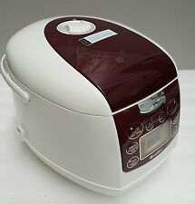 Latest GREE 1.8L Computerized Rice Cooker Stainless Steel Pot No Teflon Durable