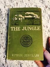 "1906 Rare Book ""The Jungle"" Upton Sinclair. First Edition. First Print."