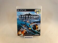 BATTLESHIP SONY PS3 PLAYSTATION 3 PAL EU EUR ITA ITALIANO COMPLETO ORIGINALE