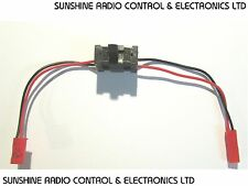 Futaba To JST Switch Nitro Electric Car Boat Receiver RX RC Switch Harness New