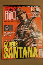 Teraz Rock 11/2005 Santana, Sting,Rammstein,Mike Oldfield,The Strokes