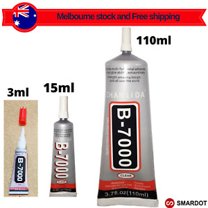 B7000 Multi-Purpose Adhesives Glue 3ml/15ml /50ml/ 110ml