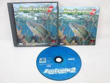 BASS LANDING 2 Item Ref/cbb PS1 Playstation PS Japan Game p1