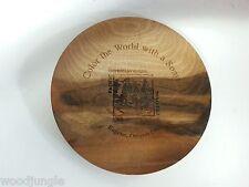 Vintage  MYRTLEWOOD WALL PLATE PLAQUE PACIFIC INTERNATIONAL CHILDREN'S CHOIR