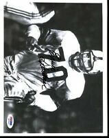 Ernie Stautner Steelers Hof Signed Psa/dna  8x10 Photo Autograph Authentic