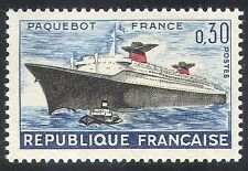 France 1962 Ships/Boats/Nautical/Sailing 1v (n23282)