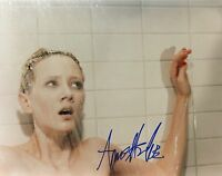 ANNE HECHE GENUINE AUTHENTIC SIGNED PSYCHO 10X8 PHOTO AFTAL UACC C