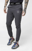 RRP - £45.00 SikSilk Men's Pursuit Pants - Grey