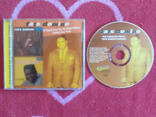 FATS DOMINO The Fabulous Mr. D / Swings CD 2-On-1 Collectables 1998 (1958/1959)