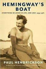 Hemingway's Boat : Everything He Loved in Life, and Lost, 1934-1961