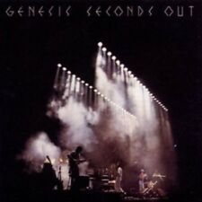 GENESIS - SECONDS OUT (REMASTERED)  2 CD  12 TRACKS INTERNATIONAL POP  NEUF