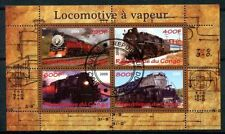 Congo Transportation Postal Stamps