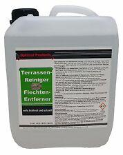 Flechtenentferner und Terrassenreiniger 5 Liter Kanister