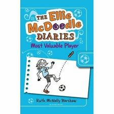 The Ellie McDoodle Diaries: Most Valuable Player-ExLibrary