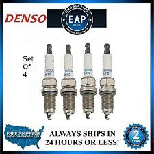 For 2006-2010 Civic DX EX LX 1.8L R18A1 l4 SOHC Spark Plugs Set Of 4 New