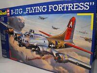 MODEL FLYING FORTRESS 1:72  plastic construction model kit B17G BOMBER MODEL KIT