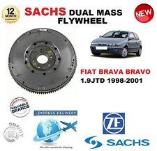 PER FIAT BRAVA BRAVO 1.9 JTD 1998-2001 SACHS DMF DOPPIO MASSA VOLANO & BULLONI