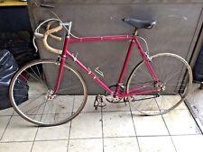 BIANCHI bicicletta bici  corsa vintage cambio campagnolo gran sport cerchi nisi