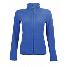 "HKM ""Anna"" Zip up Fleece Jacket - Royal Blue - Great Value - IDEAL GIFT"