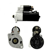 Fits VW VOLKSWAGEN Caddy II 1.9 D (9K9) Starter Motor 1996-2000 - 19097UK