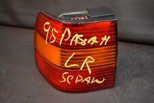 95-97 VOLKSWAGEN PASSAT SEDAN LEFT DRIVER SIDE TAIL LIGHT TAILLIGHT BRAKE LAMP