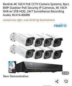 Reolink RLK16-800B8