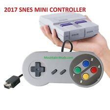 NEW 2017 MINI Super Nintendo SNES System Console Controller 6FT Control Pad USA