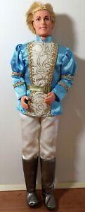 Mattel Barbie as Rapunzel Ken as Prince Stefan Blonde Rooted Hair Doll