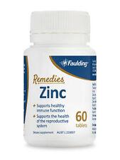 Zinc Vitamins & Minerals