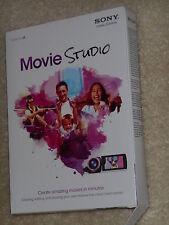 NEW Sony Movie Studio - version 11- Audio/Video Authoring