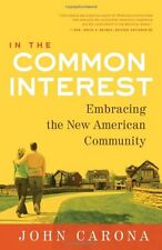 In the Common Interest: Embracing the New American